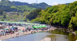 1秋川橋公園バーベキューランド
